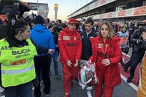 Vettel, enfermo, se pierde la primera jornada de pruebas