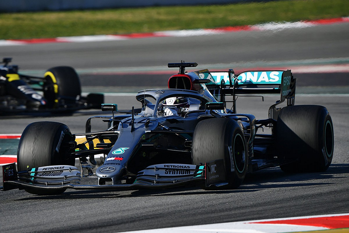 DAS debut left Mercedes' F1 rivals 'wide-eyed'