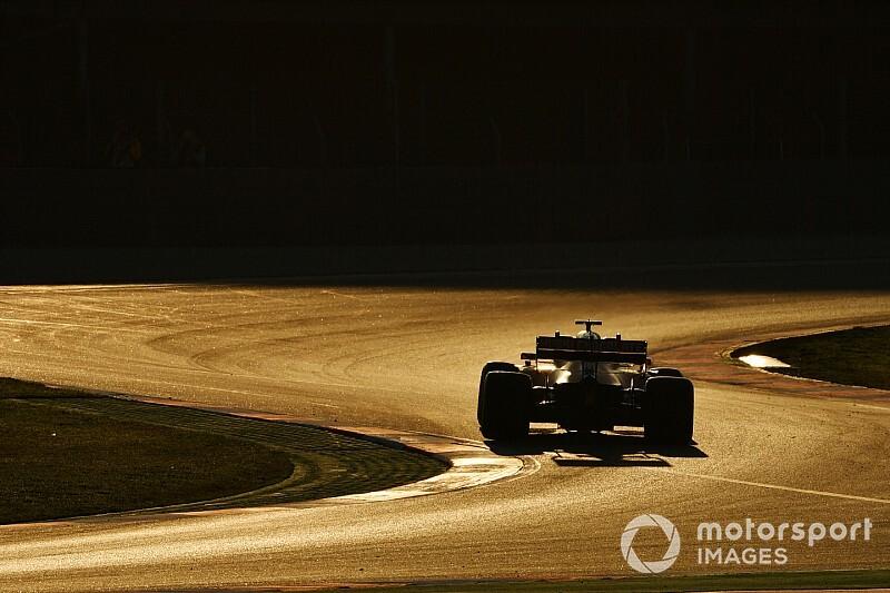 Las mejores fotos de la pretemporada 2020 de F1