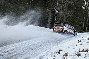 Fotogallery WRC: l'ultimo giorno di gara al Rally di Svezia 2020