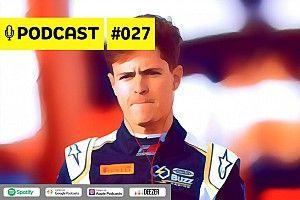 Podcast #027 - Na F2, Felipe Drugovich traça estratégia para chegar à F1