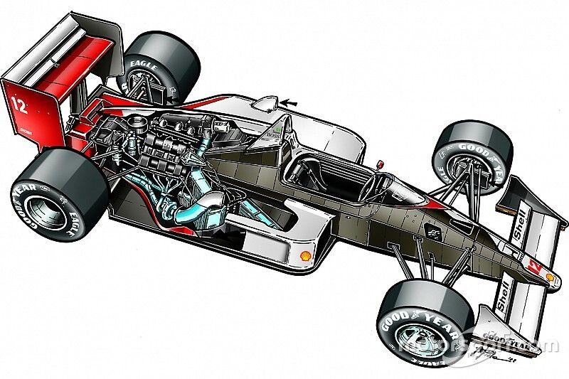 La historia del F1 más exitoso de todos los tiempos