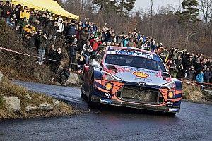 Hyundai Motorsport conferma le vetture al Rally di Alba
