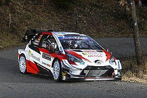 WRC, Monte-Carlo, PS5: tris di Evans, che allunga in vetta