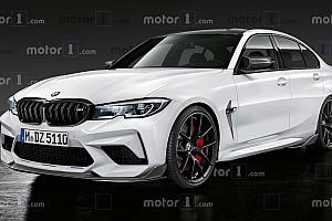 Yeni nesil 2020 BMW M3 bizce böyle görünecek