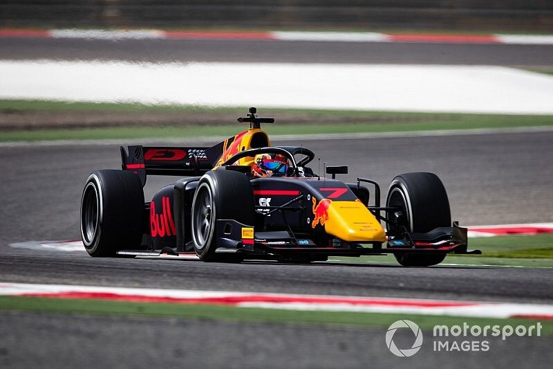 Gallery: F2's 18-inch tyre era begins in Bahrain