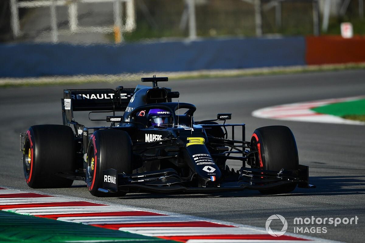 Test F1, Day 3: Ferrari e Mercedes nascoste dietro Ricciardo