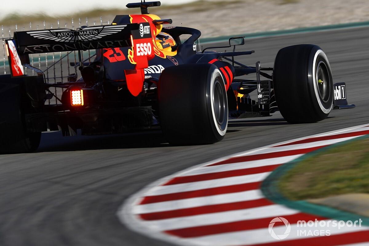 Les pilotes de F1 recevront les mêmes sélections de pneus en 2020
