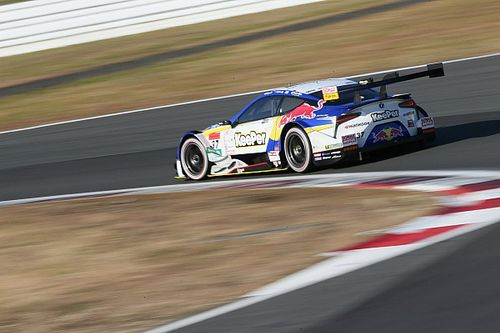 Dream-Race in Fuji: Ergebnis, 1. Rennen
