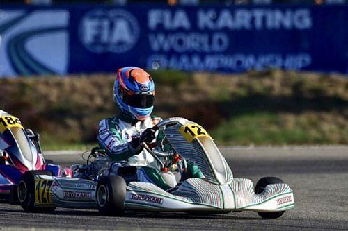 """Amigo de di Mauro, estrela italiana do kart se derrete à Stock Car: """"Bela estrutura"""""""