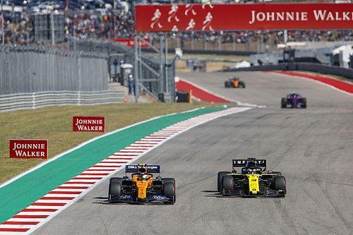 Ricciardo a remporté sa bataille contre les McLaren