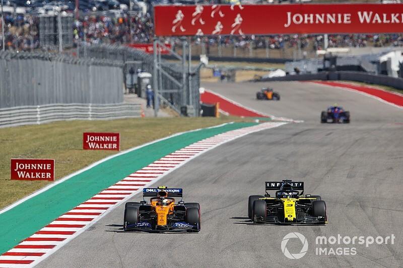 """Ricciardo: """"McLaren daha verimli bir araca sahip"""""""
