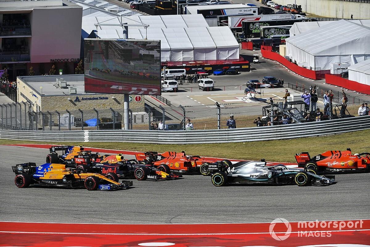 Todt met la F1 en garde contre la perte des constructeurs