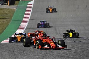 """Mercedes: """"Vermogensvoordeel Ferrari op momenten 50 pk"""""""