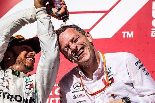 The ulterior motive behind Mercedes' F1 engineering talent stockpile