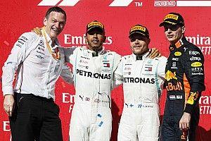 Analyse: Winnaars en verliezers Grand Prix van Amerika