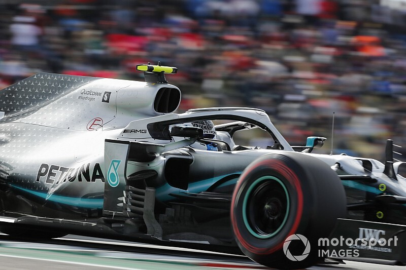 """Bottas moe van Rosberg-vergelijkingen: """"Heb mijn eigen plan"""""""
