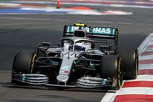 Bottas set for Abu Dhabi grid drop after power unit change