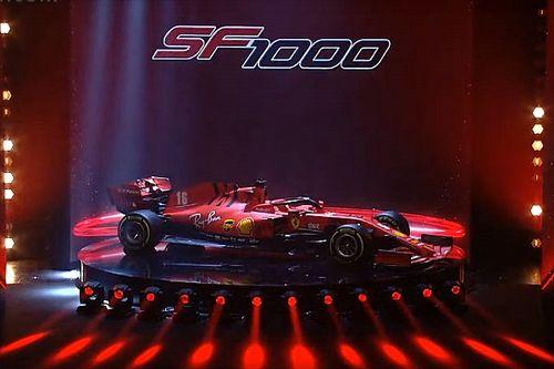"""Formel-1-Live-Ticker: Ferrari zeigt die neue """"Rote Göttin"""""""