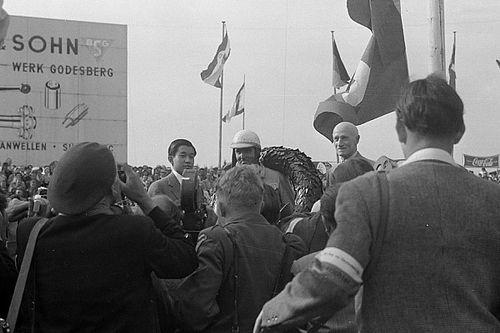 上皇陛下がF1をご覧になった日|1953年F1ドイツGP