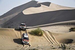 Zmiana trasy Dakaru