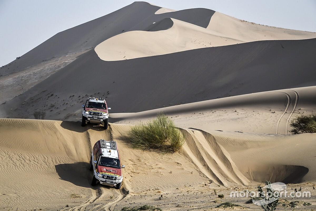 Así será el recorrido del primer Dakar en Arabia