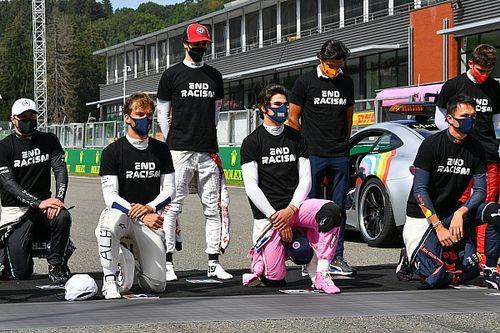 Pilotos de F1 serán libres de arrodillarse en las parrillas 2021