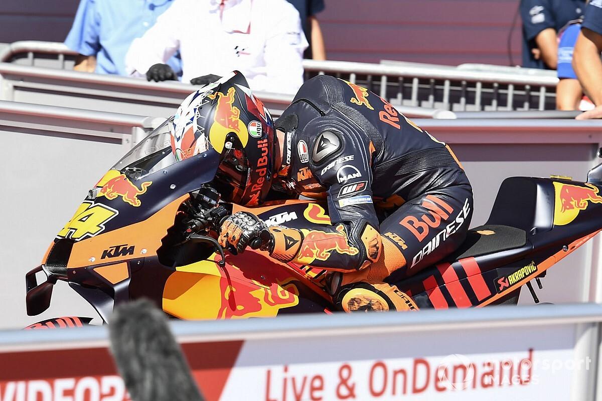 Fotos: la primera pole de Pol Espargaró y KTM y más de la clasificación del GP de Estiria