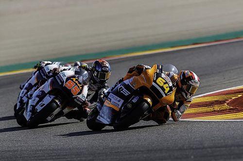 """Bendsneyder P10 in kwalificatie Aragon: """"Nu afmaken in de race"""""""