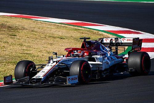 Räikkönen pas récompensé malgré un premier tour dément