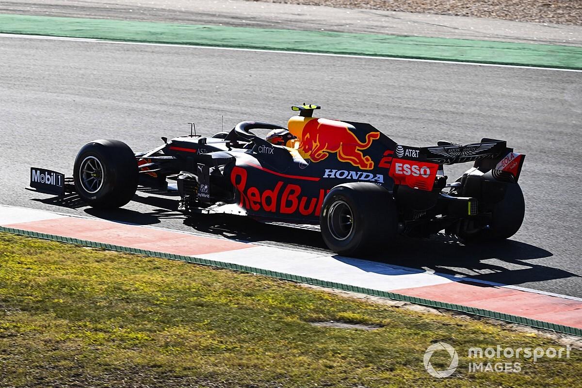 Horner: Kijken buiten Red Bull-programma als Albon het niet redt