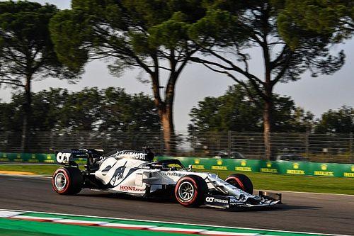 """F1: Pressionado, Kvyat atribui quarto lugar em Ímola a """"pilotagem corajosa"""""""