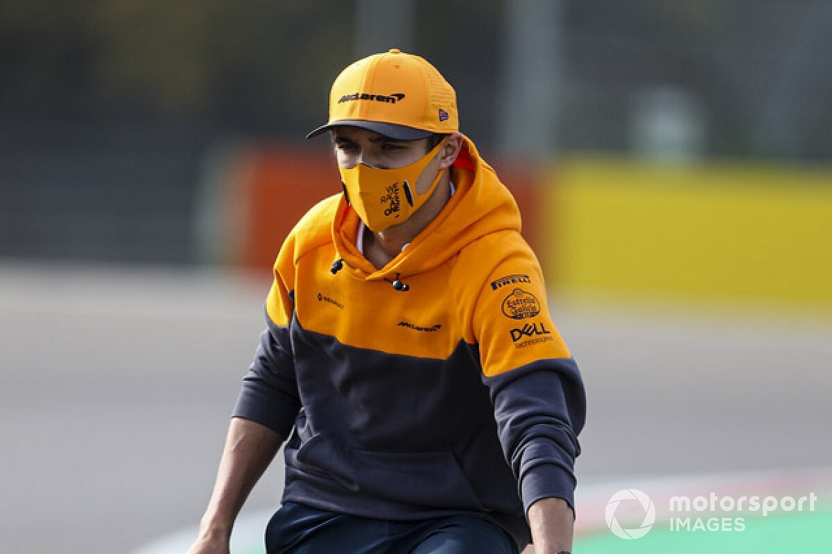 "Norris expands on Hamilton apology after ""careless"" comments"