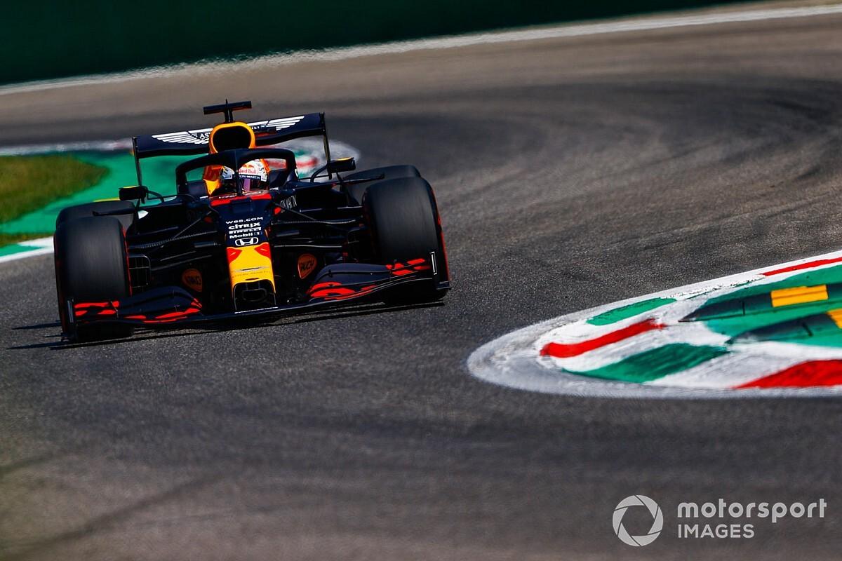 """Verstappen ook achter McLaren en Racing Point: """"Niet goed genoeg"""""""