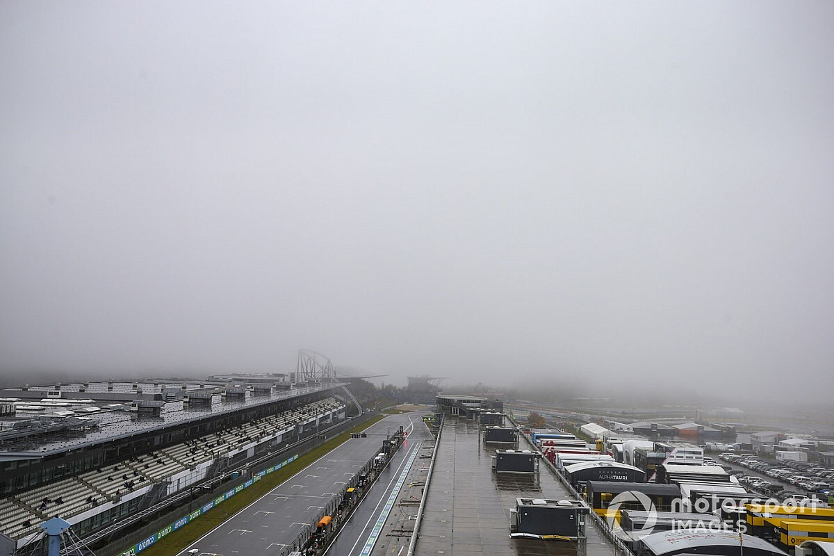 "FIA working on ""back-up plans"" to ensure Saturday action"