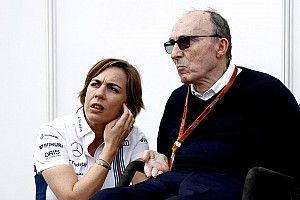 Sir Frank Williams in stable condition in hospital, says family