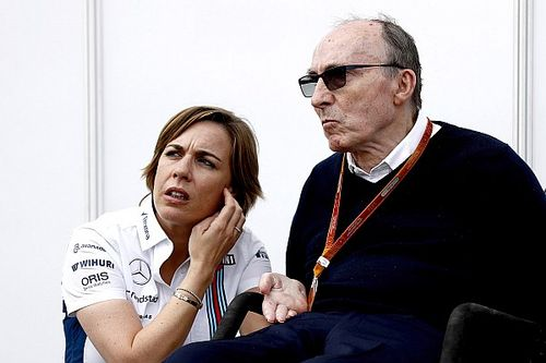 "Williams drivers call family's exit from F1 team ""a sad day"""