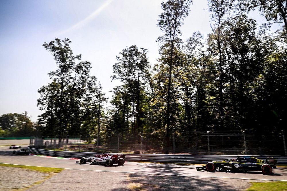 Die aktuelle Wetterprognose für das Formel-1-Rennen in Monza
