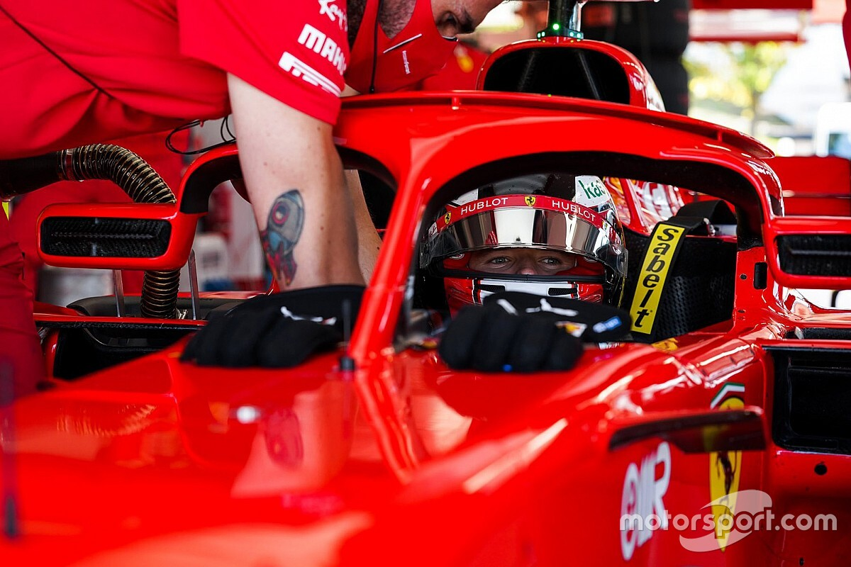 Ilott Confirmed As Ferrari S 2021 F1 Test Driver