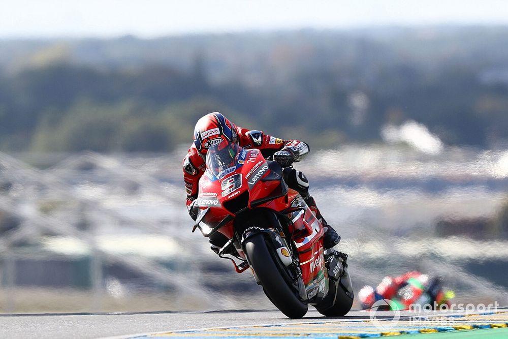 Petrucci expects 10-rider Le Mans MotoGP podium battle