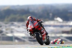 Petrucci expects 10-rider Le Mans MotoGP podium battle