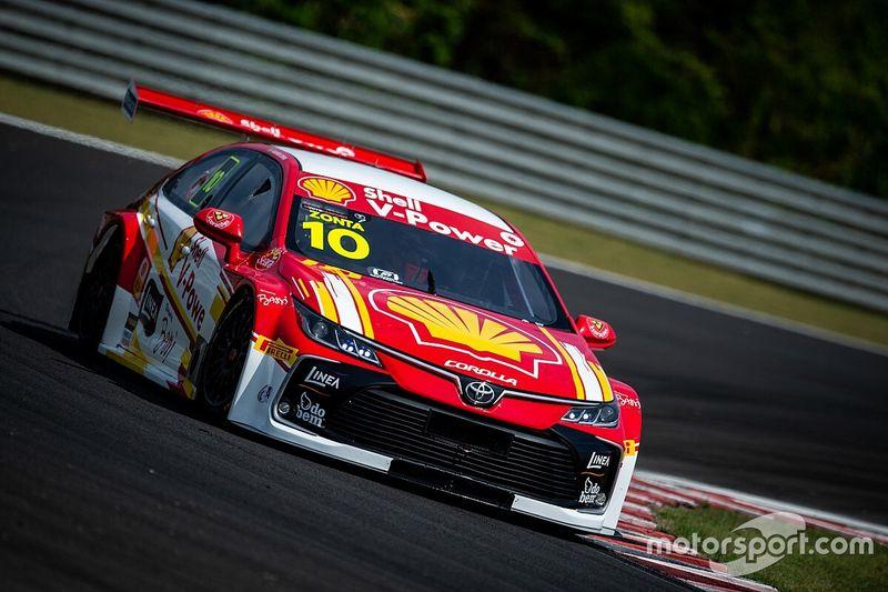 Zonta segue vice-líder da Stock Car em dia de 100% de Fan Push para a Shell no Velocitta