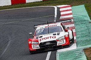 DTM: René Rast ancora in Pole a Zolder