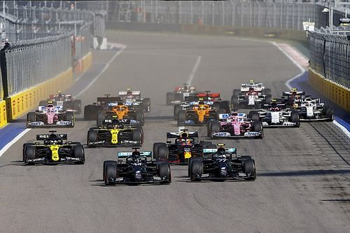 Russian GP not ruling out alternating F1 race between Sochi and Igora Drive