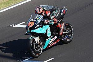 MotoGPサンマリノFP2:ヤマハ勢好調続きトップ6に4台。中上貴晶はトップ10逃す