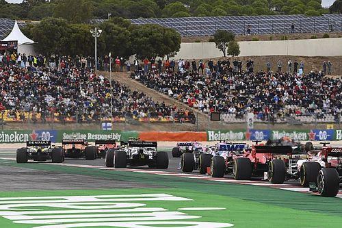 F1 nie chce rozbudowywać kalendarza