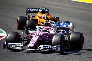 Pérez: un quinto lugar con el ritmo que teníamos no es malo