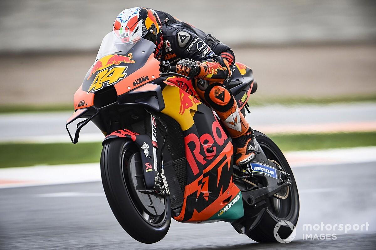 MotoGP: KTM in pole al GP d'Europa con Pol Espargaro