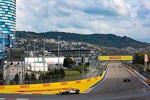 """F1: Pilotos cobram mudanças na Curva 2 de Sochi, """"uma das piores do calendário"""""""