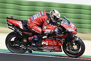 Championnat - Dovizioso leader, incroyable resserrement au top !